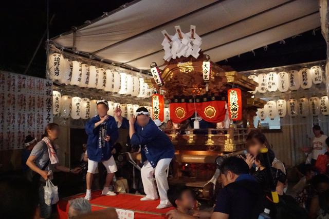 2018熊野大神宮夏祭り